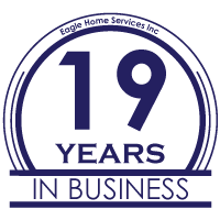 Eagle Home Services Inc - 19 years in business